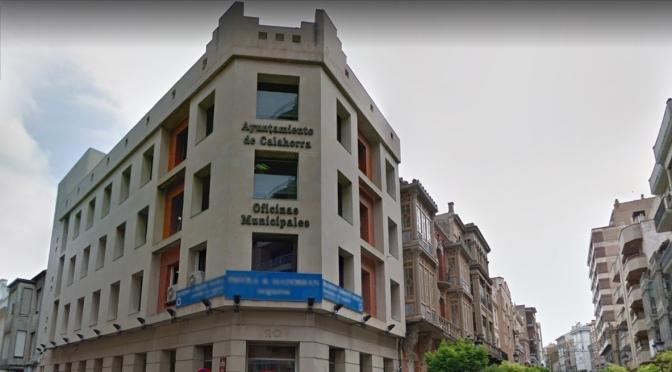 Renovación de la climatización del edificio municipal de la calle Teatro 2