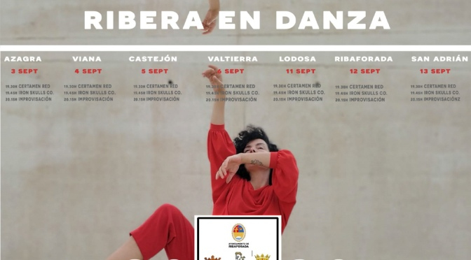 El Festival Ribera en Danza tendrá lugar mañana en Azagra y el próximo domingo en San Adrián