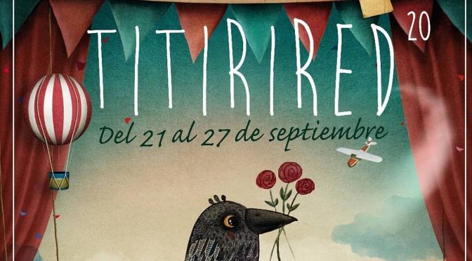 El festival Titired  esta semana en Azagra y San Adrián