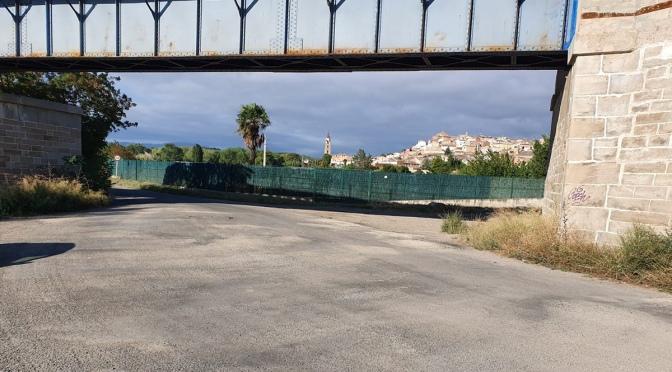 Más de  70.000 euros en el asfaltado de caminos rurales en Calahorra