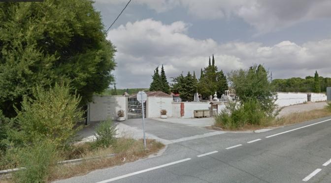 Protocolo de seguridad para acudir al cementerio de San Adrián en estos días