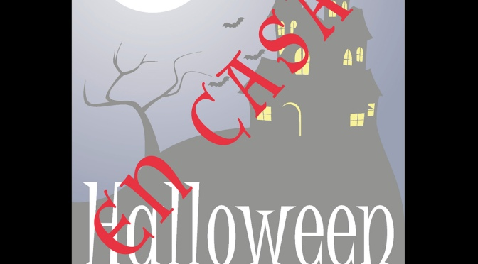 Quédate en casa en Halloween