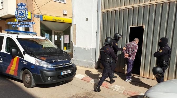 Detenidos a punto de cometer un atraco en la localidad de Pradejón