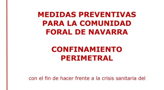 Guía con preguntas y respuestas frecuentes sobre las nuevas medidas en Navarra