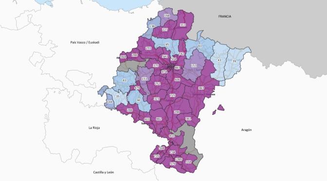 Siete nuevos casos en la zona básica de San Adrián