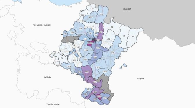 Nuevo incremento de casos en la zona básica de salud de San Adrián