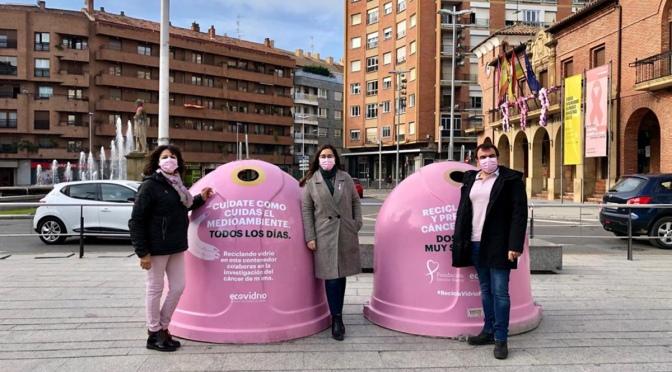'Saca pecho por ellas' con motivo del Día Mundial del Cáncer de Mama