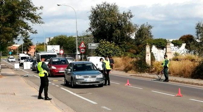 Galería: Controles de la movilidad en Calahorra
