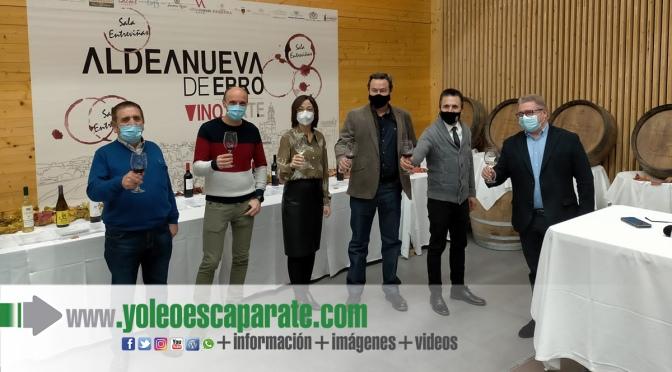 24 vinos de 15 bodegas de aldeanueva de ebro, las primeras añadas de rioja
