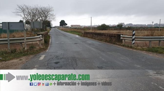 A mitad de mes comenzarán las obras de sustitución del puente sobre el canal de Lodosa en Calahorra