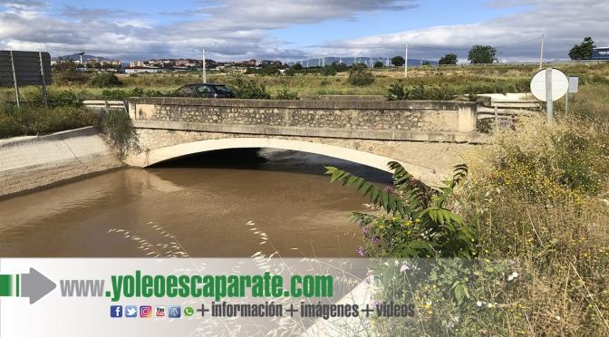 """Hasta el 16 de enero  cortada al tráfico la """"Carretera vieja"""" entre Calahorra y San Adrián"""