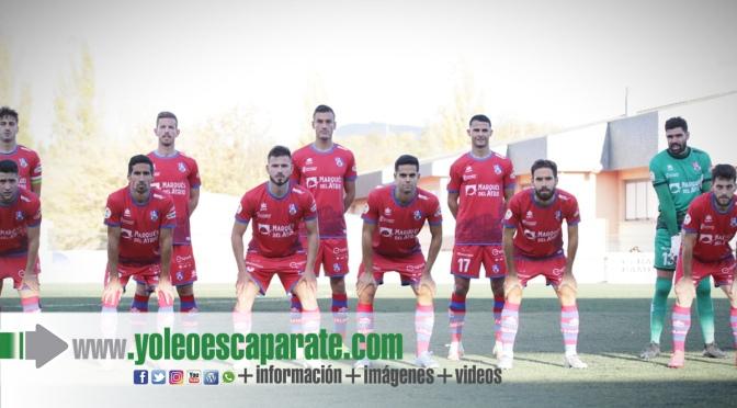 Entrenos del CD Calahorra tras ganar el sábado frente a la UD Mutilvera