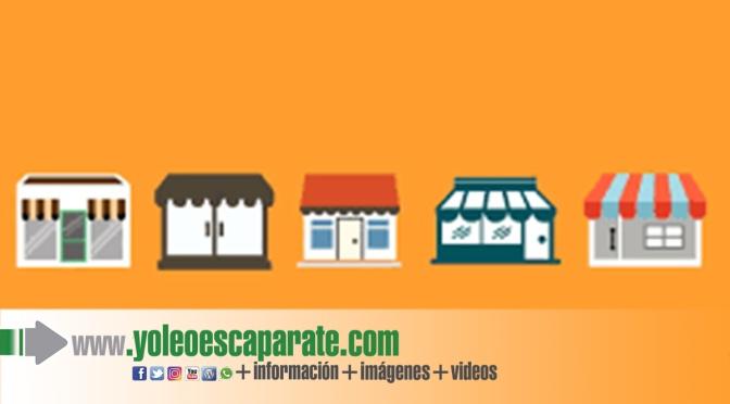 Campaña de apoyo al comercio local en San Adrián