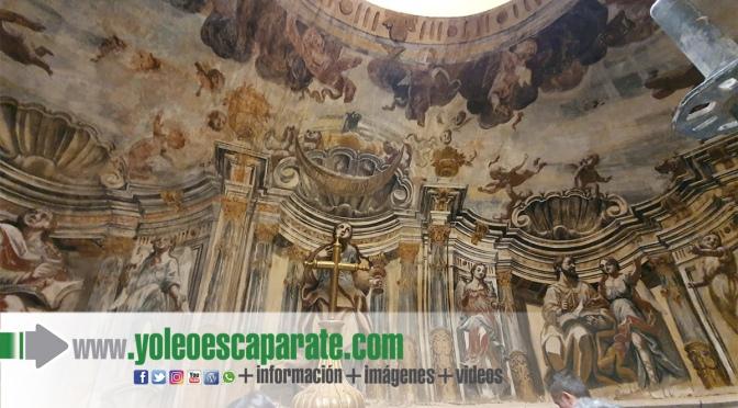 10.000 euros para la restauración de la Capilla del Cristo de la Pelota de la Catedral