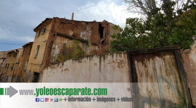 Adjudicadas las obras de derribo de los edificios de  situados en la calle Cuesta del Rufo 56, 58, 60 y 30