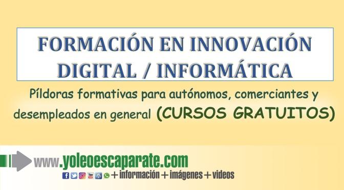 """""""Píldoras formativas"""" gratuitas en innovación digital en Alfaro"""