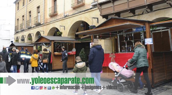 Galeria: Mercado de Navidad 2020 en Calahorra