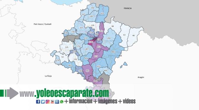 Cinco de los seis casos detectados en esta zona de salud son en San Adrián