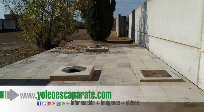 Solucionados los problemas de humedades del osario del Cementerio San Lázaro