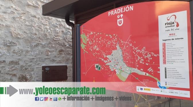 Pradejón cuenta con 3 nuevos paneles turistico – informativos