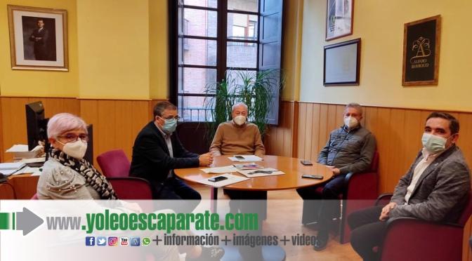 El Gobierno de la Rioja asumirá parte de las obras de adecuación del colector general de saneamiento de Alfaro