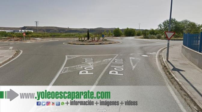 Nueva rotonda en San Adrián para mejorar las conexiones de la localidad