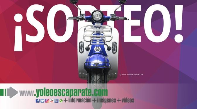 El CD Calahorra y E-Spark sortean una scooter