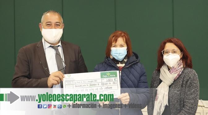 ADA- ALFARO recibe 5.000€ gracias al proyecto Teaming de Caja Rural de Soria