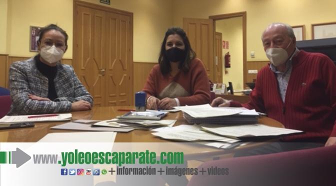 Firmado el convenio de colaboración entre ADECA y el Ayuntamiento de Alfaro
