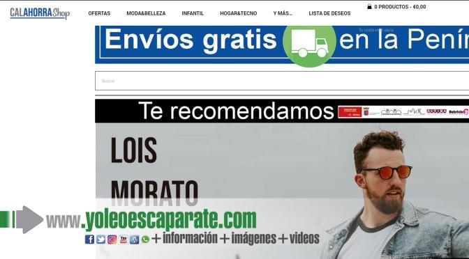 El comercio local  de  Calahorra ya esta en la red  www.calahorrashop.com
