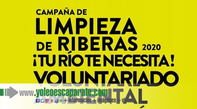 """Nueva jornada de limpieza del entorno del río Cidacos en colaboración con """"Amigos de los ríos"""""""