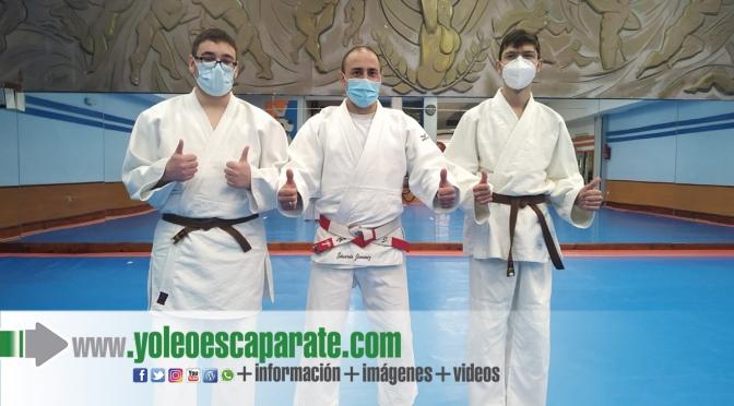 Moises Lapedriza y José Javier Soriano nuevos cinturones negro