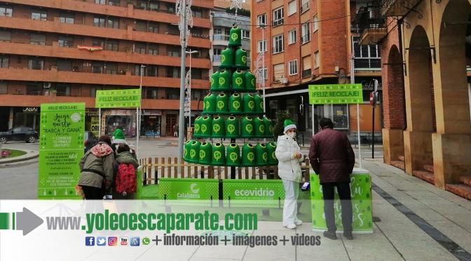 #LaRiojaReciclaVidirio , reciclar tiene premio directo en Calahorra