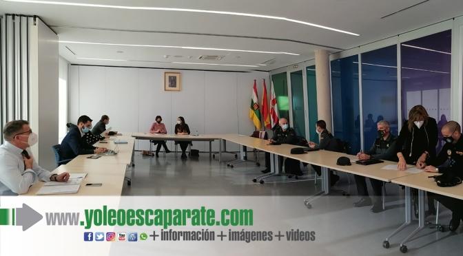 La Junta Local de Seguridad confirma que Calahorra se mantiene como una ciudad segura