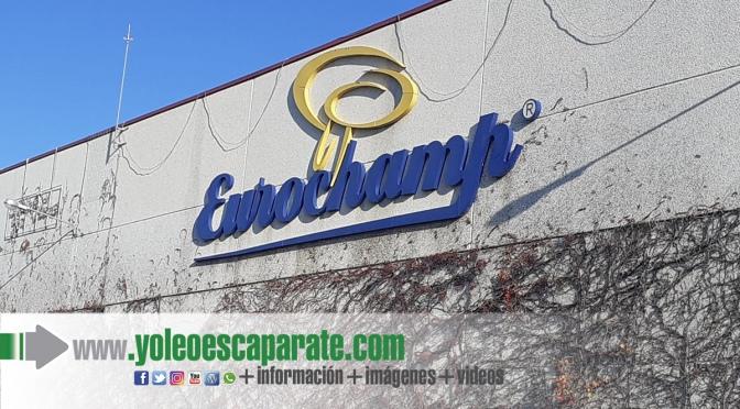 Eurochamp premia a sus trabajadores con bonos para consumir en la hostelería riojana