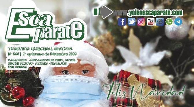 🌟 Feliz Navidad 🌟 en Escaparate 2ª Quincena de Diciembre