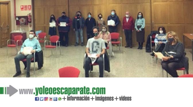 """La """"Consultoría Integral Goviwebs SL"""" primer premio en el VI Concurso de Emprendedores de Alfaro"""