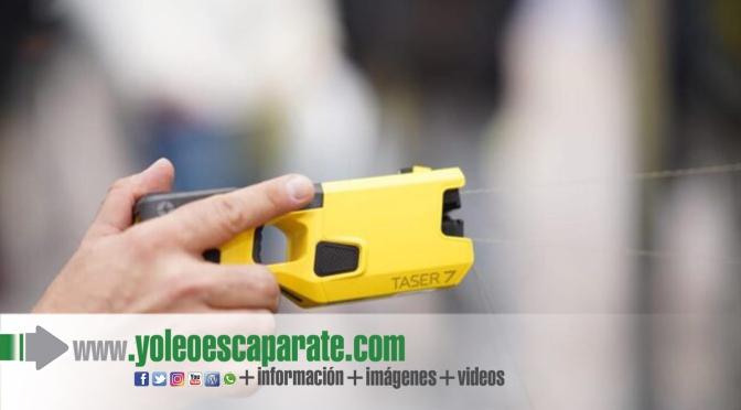 La Policía Local de Calahorra contará con cuatro nuevos Dispositivos Electrónicos de Control