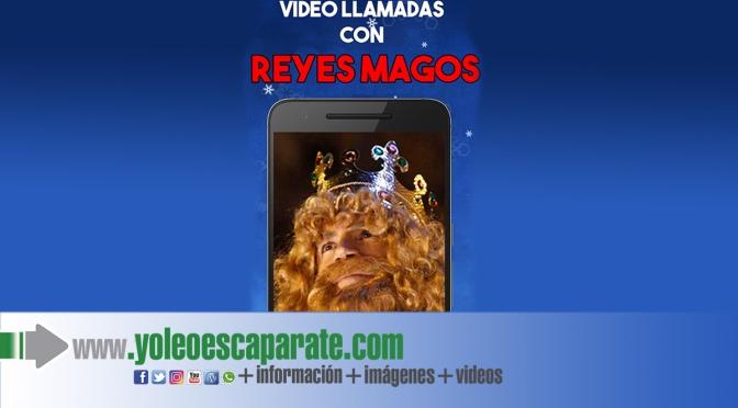 Este año en Calahorra SS. MM los Reyes Magos llegarán también por videollamada