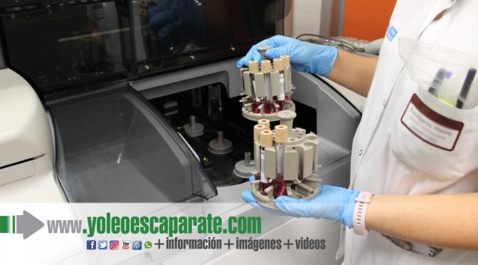 Los centros de Atención Primaria riojanos disponen de test rápido de antígenos y  CLIA para la detección del COVID-19