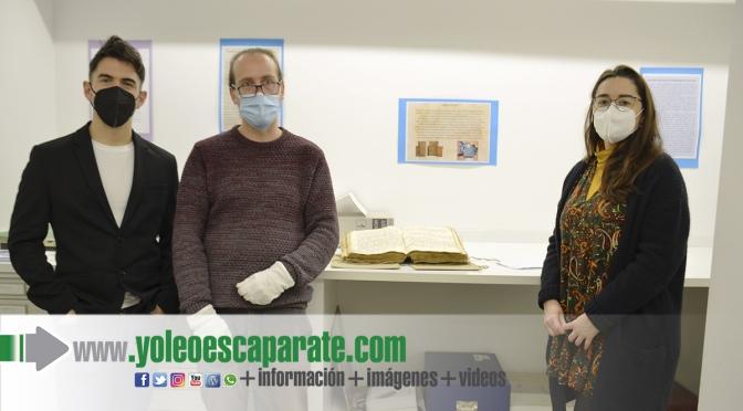 El Ayuntamiento de Calahorra restaurará dos documentos del archivo de los siglos XIII y XIV