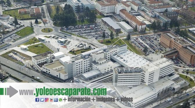 Salud restringe las visitas en todo el Complejo Hospitalario de Navarra