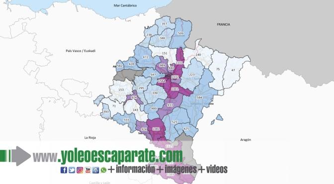 Fuerte y preocupante incremento de casos en las últimas horas en la zona de San Adrián