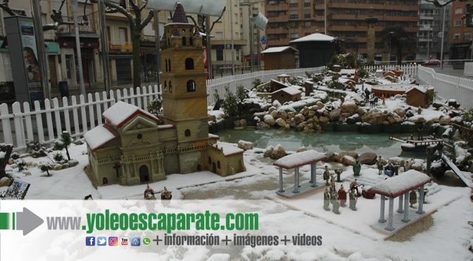 Se preven fuertes nevadas en Calahorra y alrededores