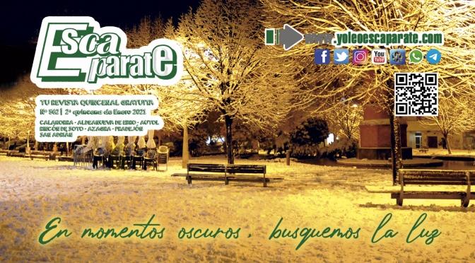 Nueva edición de Escaparate, vamos con la 2ª Quincena de Enero