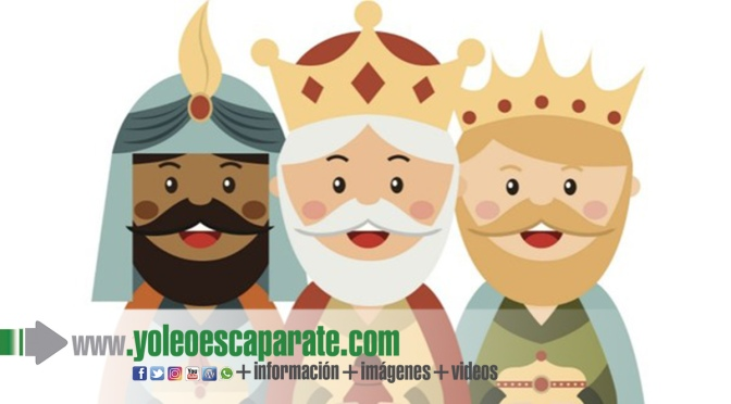 Los Reyes Magos recorrerán hoy las calles de San Adrián
