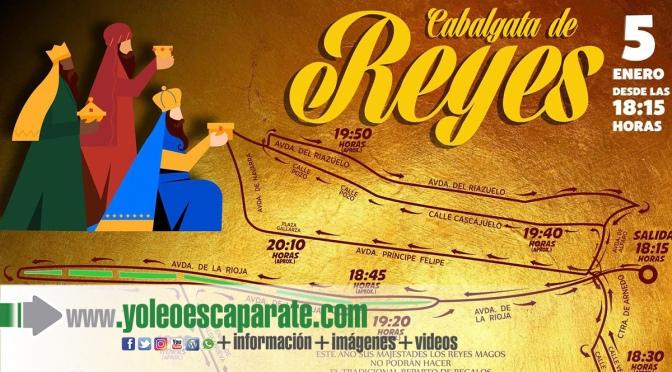 Cabalgata de Reyes en Rincón de Soto