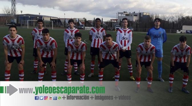 Nueva victoria de los juveniles del River Ebro frente al C.D. Arnedo