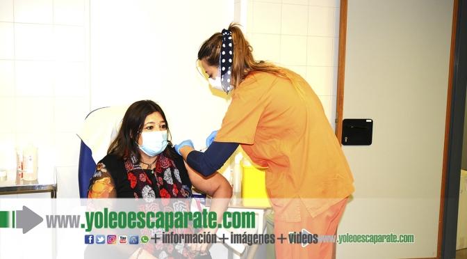 Comienza la vacunación frente al COVID-19 en la FHC