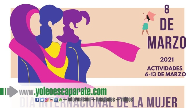 La celebración del día internacional de la mujer será online en Calahorra